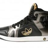 czarne trampki Adidas - kolekcja jesienno-zimowa
