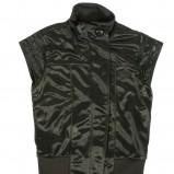 czarny bezrękawnik Adidas - kolekcja jesienna