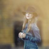 czarny kapelusz Takko Fashion - kolekcja jesienno-zimowa
