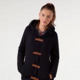 czarny sweter Bershka - kolekcja zimowa