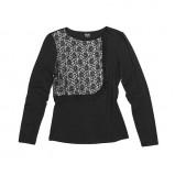 czarny sweter Bialcon - jesień/zima 2011/2012
