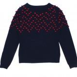 czarny sweter C&A - kolekcja zimowa