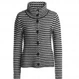 czarny sweter Kappahl w paski - jesień/zima 2010/2011