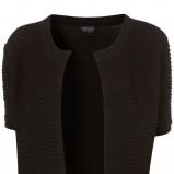 czarny sweter Topshop - moda 2011