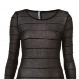 czarny sweter Topshop - trendy wiosna-lato