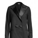 czarny żakiet H&M - jesień/zima 2010/2011