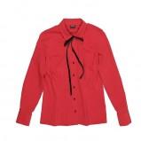 czerwona bluzka Bialcon - jesień/zima 2011/2012