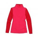czerwona bluzka Bialcon - zima 2011/2012