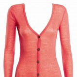 czerwona bluzka Emu Australia - trendy na jesień-zimę