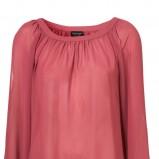 czerwona bluzka Topshop - kolekcja wiosenno/letnia