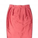 czerwona spódnica Aryton ołówkowa - letnia kolekcja