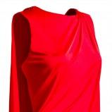czerwona sukienka H&M - jesień/zima 2011/2012