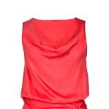 czerwona sukienka Pepco