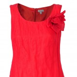 czerwona sukienka Solar - wiosna/lato 2012