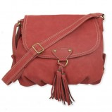 czerwona torba Pretty Girl - jesień-zima 2010/2011