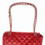 czerwona torebka Top Secret - z kolekcji jesień-zima