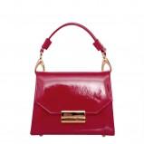 czerwona torebka Venezia - trendy zimowe