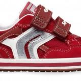 czerwone adidasy Geox - wiosna/lato 2012