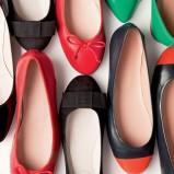 czerwone baleriny Wittchen - kolekcja wiosenno/letnia