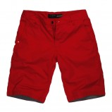 czerwone bermudy Reserved - z kolekcji wiosna-lato 2012