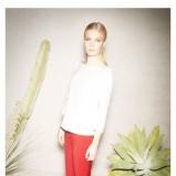 czerwone czółenka Menbur - trendy wiosenne