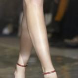 czerwone sandały Kazar - lato 2012