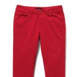 czerwone spodnie Mohito - trendy wiosenne