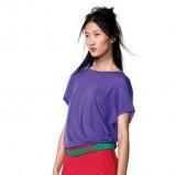 czerwone szorty Benetton - kolekcja letnia