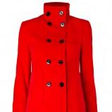 czerwony płaszcz Mango - jesień/zima 2011/2012