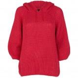 czerwony sweter River Island - jesień/zima 2011/2012