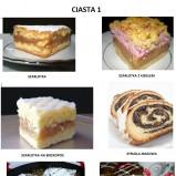 DEGUSTO domowe ciasta i torty na zamówienie.
