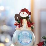 Dekoracje na Boże Narodzenie - bałwanek
