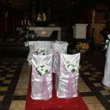 Dekoracje ślubne Kościoła Szczytno, Olsztyn i okolice
