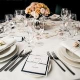 Dekoracje ślubnych stołów