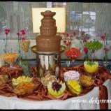 """Dekorenia"" – Dekoracja sal, drink bar, czekoladowa fontanna"