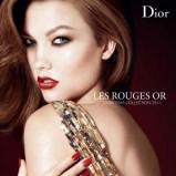 Dior Beauty jesień/zima 2011 - Karlie Kloss