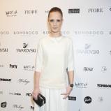 długa spódnica w kolorze białym - Paulina Chylewska
