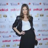 długa spódnica w kolorze czarnym - Klaudia Halejcio