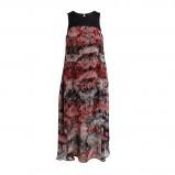 długa sukienka Lindex - moda na jesień i zimę