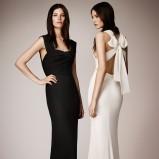 długa sukienka wieczorowa Burberry - moda damska