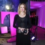 długa sukienka wieczorowa w kolorze czarnym - Anna Szarek
