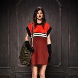 długi sweter Just Cavalli - moda na jesień 2013