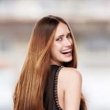 Długie włosy - nowe cięcie i kolor