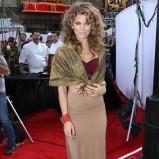 dopasowana spódnica w kolorze brązowym - AnnaLynne McCord