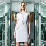 dopasowana sukienka Azzaro - zima 2013/2014