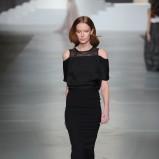 dopasowana sukienka wieczorowa Bohoboco w kolorze czarnym - moda 2013