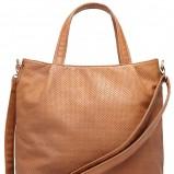 duża torebka Reserved w kolorze brązowym - kolekcja torebek 2013