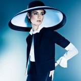 duży kapelusz Ellassay - zima 2013/14