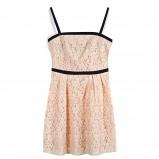 dziewczęca sukienka Reserved w kolorze jasnoróżowym - trendy na wiosnę i lato 2013