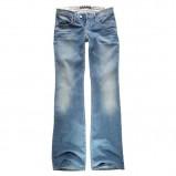 dżinsy Big Star wytarte - moda 2011